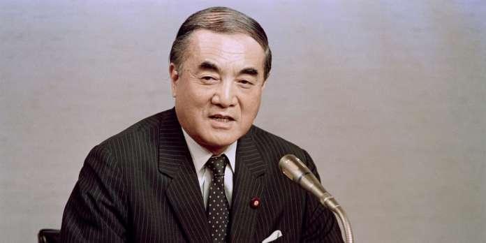 Yasuhiro Nakasone, ancien premier ministre du Japon, est mort