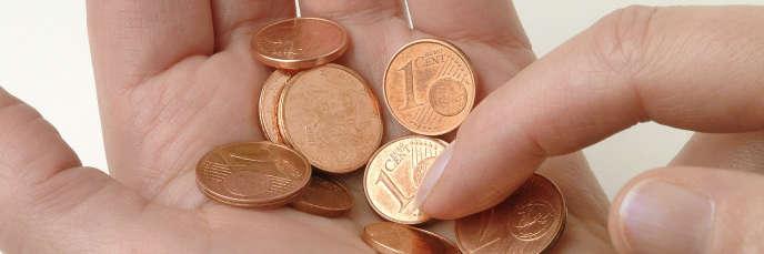 La Belgique fait la chasse aux pièces de 1 et 2 centimes d'euros.