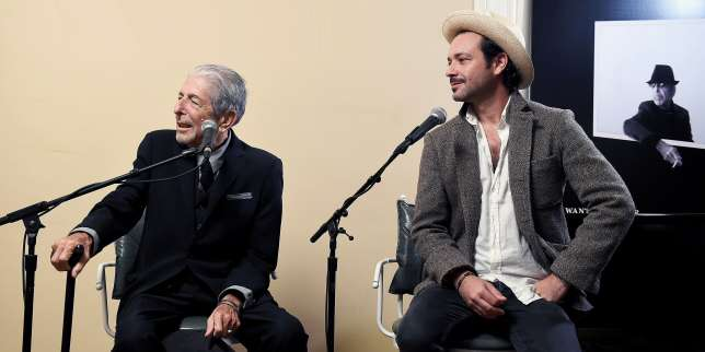 """Adam Cohen : « L'album """"Thanks for the Dance"""" est une façon de retrouver mon père, Leonard Cohen»"""