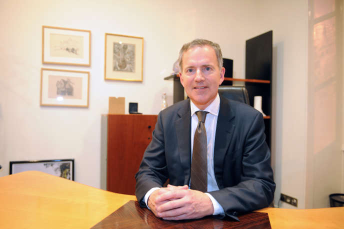Le maire de Laval, François Zocchetto, en avril 2014.