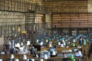 La faculté de médecine de l'université Paris V-René Descartes, dans le6e arrondissement parisien.