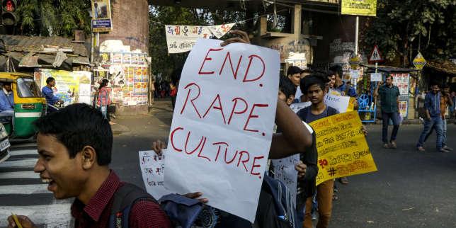 En Inde, des manifestations de colère après le viol et le meurtre d'une jeune femme