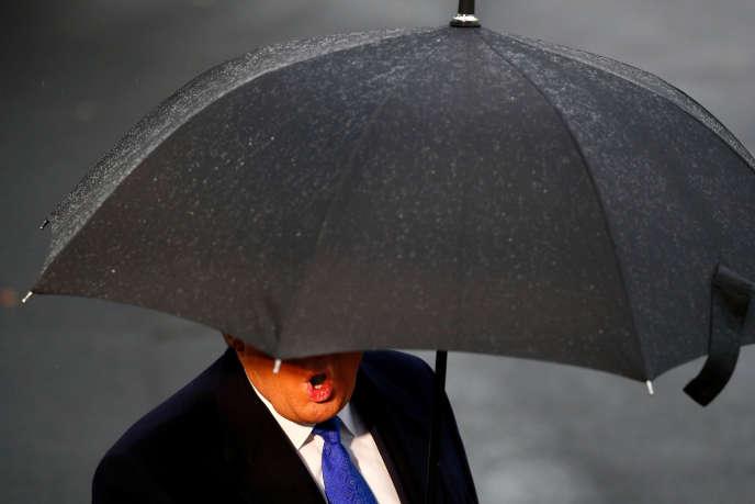 Donald Trump, le président américain, à Washington, le 2 décembre.