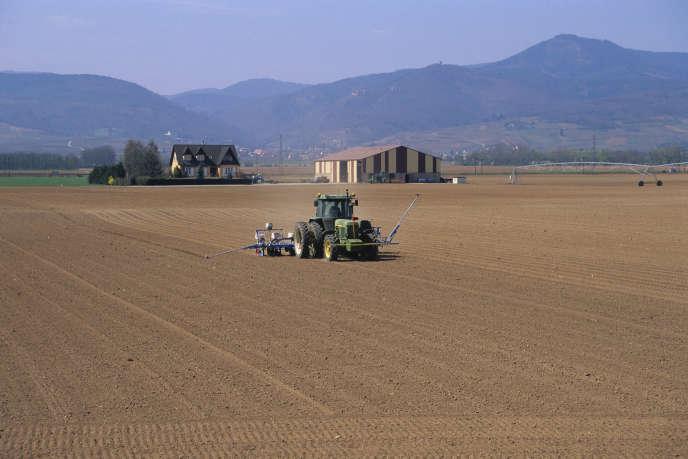 « Chaque jour l'agriculture française perd plus de100hectares et vingt emplois.»