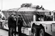 Le «narco sous-marin» intercepté en Galice fin novembre par les forces de police espagnoles.