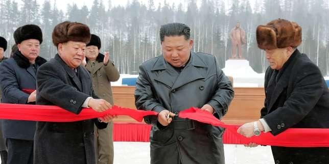 Corée du Nord: Kim Jong-un inaugure en grande pompe la ville nouvelle de Samjiyon