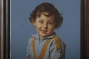 Le petit Grégory Villemin, retrouvé mort dans la Vologne, le 16octobre1984.