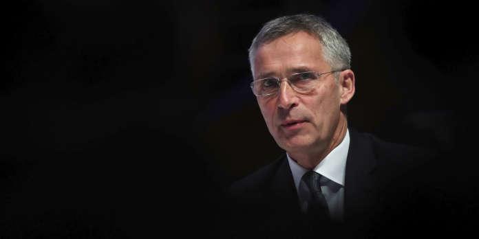 Jens Stoltenberg, démineur en chef de l'OTAN