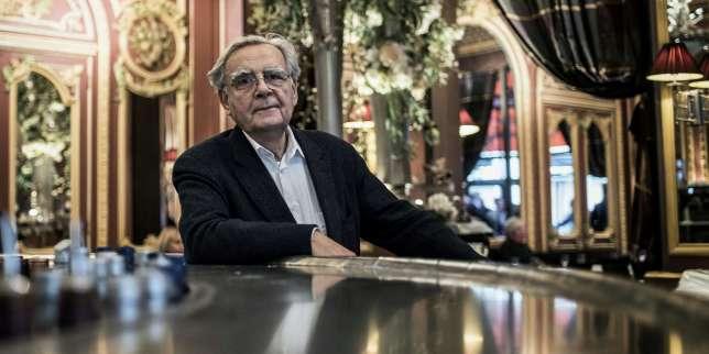 Bernard Pivot quitte la présidence de l'Académie Goncourt