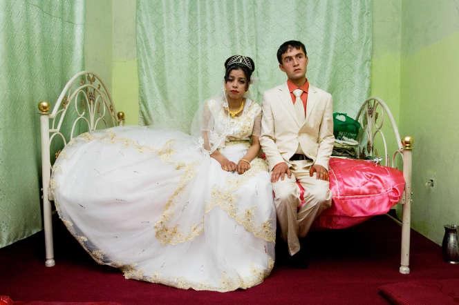 «Marriage» [«Mariage»], Kaboul, 2008, photographie de Farzana Wahidy. Collection de l'artiste.