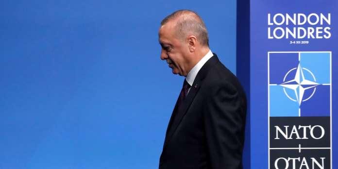A Londres, les alliés parviennent à un compromis avec Erdogan en dépit des tensions