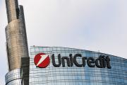 Le siège social de la banque italienne Unicredit, à Milan, en juillet.