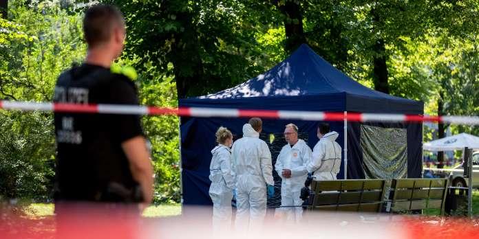 L'enquête sur le meurtre d'un Géorgien à Berlin s'oriente vers Moscou