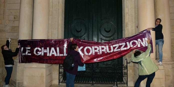 A Malte, le témoignage crucial dans l'assassinat de la journaliste Daphne Caruana Galizia