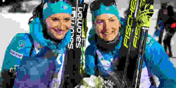 Biathlon : suivez le relais femmes en direct