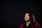 Samia Ghali veut être maire de Marseille à temps plein.