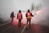 La forte mobilisation du 5décembre met Macron sous pression