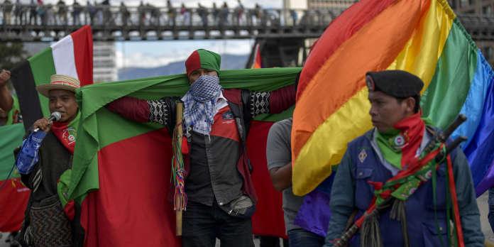 « En Amérique du Sud, l'expression d'un brutal désenchantement des classes moyennes »