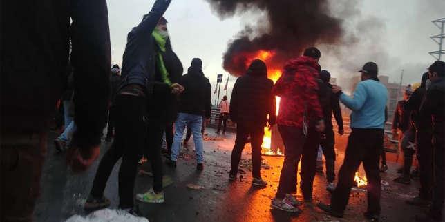 L'ONU estime qu'«au moins 7000 personnes» ont été arrêtées lors des manifestations en Iran