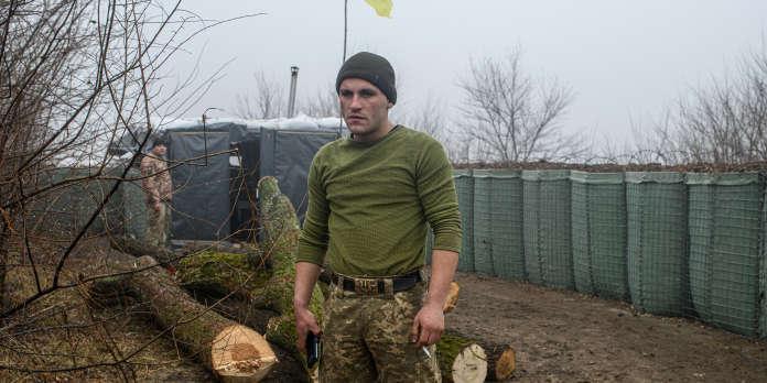 Dans le Donbass, le délicat recul des troupes ukrainiennes