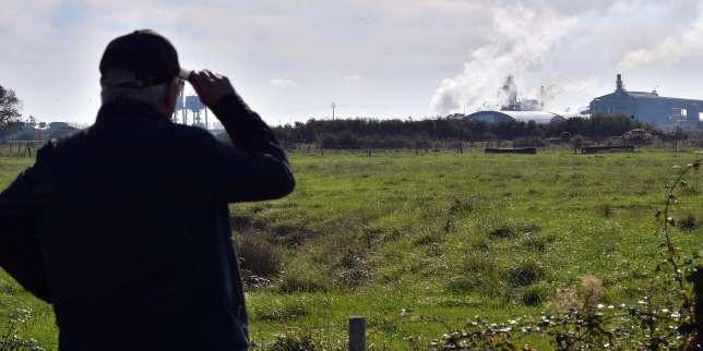A Montoir-de-Bretagne, une usine d'engrais chimiques classée Seveso «seuil haut», hors-la-loi