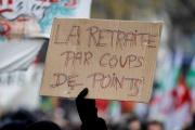 Le 5 décembre, à Paris.