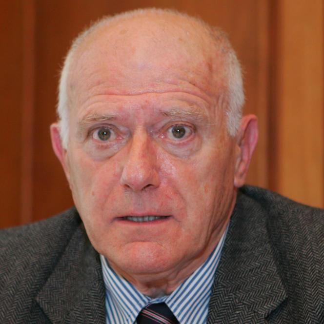André Daguin, en 2006.