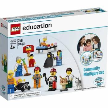 Plus de mini figurines Le kit éducatif métiers avec mini figurines Lego