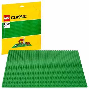 Une base solide La plaque de base Lego