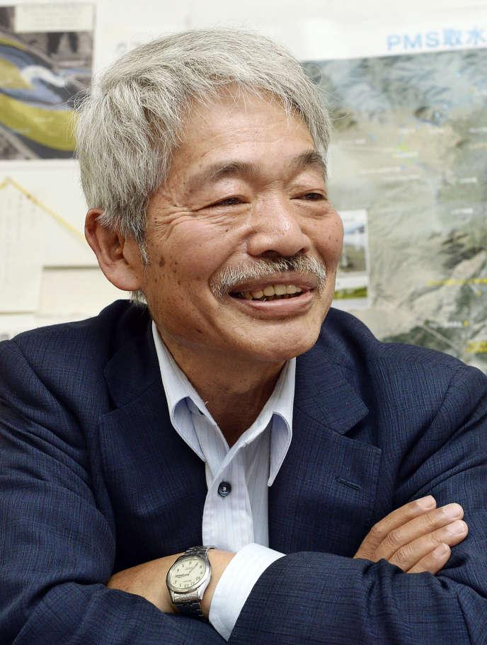 Le médecin humanitaire japonais Tetsu Nakamura, en avril 2018.