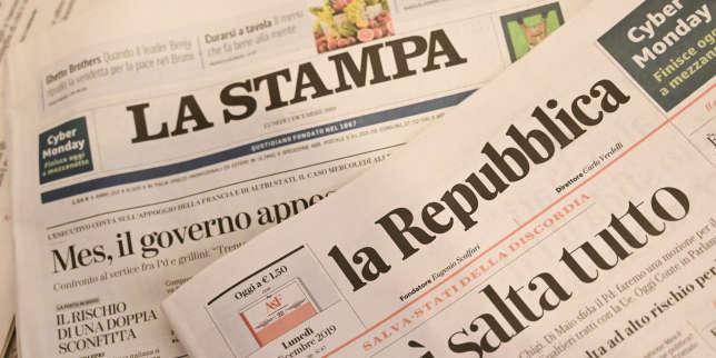 En Italie, la famille Agnelli reprend le contrôle de «La Repubblica»