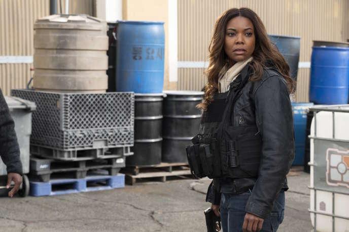 Sydney Burnett (Gabrielle Union) dans la série «LA's Finest».