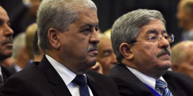 En Algérie, les anciens premiers ministres à la barre pour «le procès de l'ère Bouteflika»