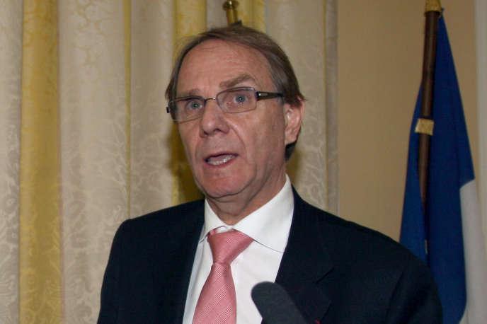 Yvon Berland, en 2009.