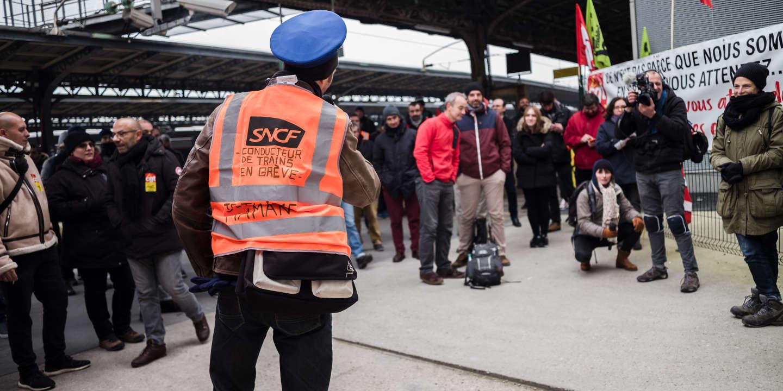 «Les salariés de la SNCF et de la RATP sont les derniers à pouvoir établir un rapport de force national»