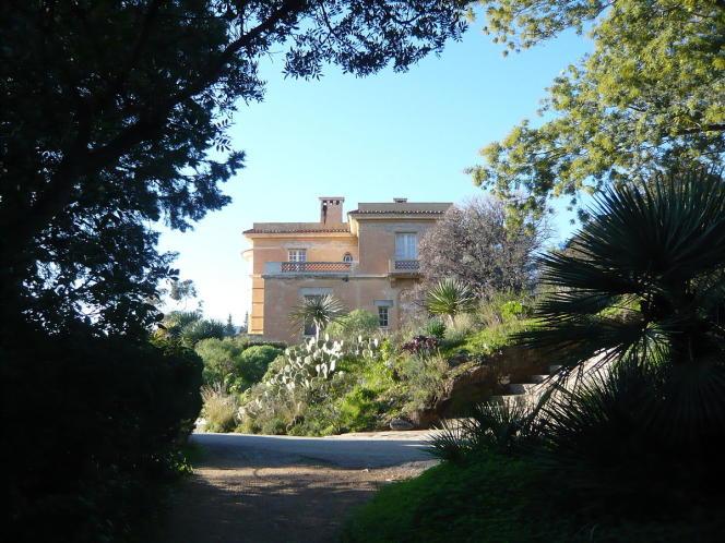 L'hôtel de la Mer, au cœur du Domaine du Rayol.