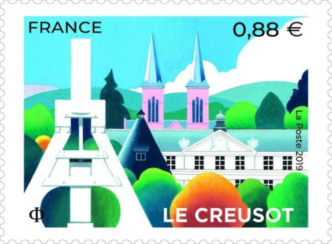 Le Creusot, par Christian Broutin (mise en page Sandrine Chimbaud).