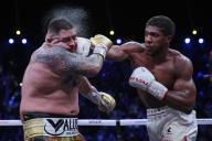Anthony Joshua récupère sa réputation de boxeur invincible.