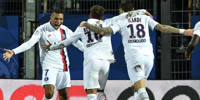 Ligue 1 : Neymar, Mbappé et Icardi sauvent le PSG face à Montpellier