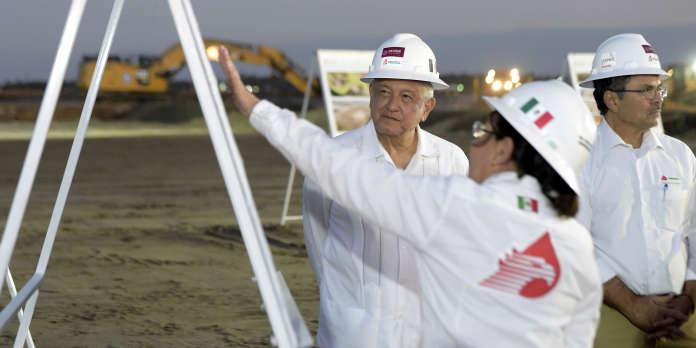 Mexique : découverte d'un « gisement gigantesque » de pétrole