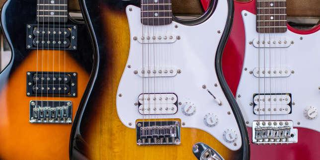 Comparatif : les meilleures guitares électriques pas chères