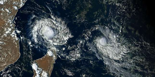 Image result for Indian Ocean island Mayotte on cyclone alert