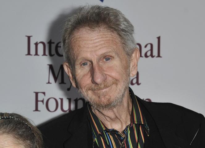 René Auberjonois, lors d'un événement caritatif à Los Angeles, le 9 novembre 2013.