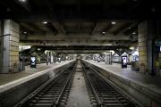 La gare Montparnasse, à Paris, le 8 décembre 2019.