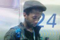 Moussa Coulibaly à l'aéroport d'Istanbul, le 29 janvier 2015.