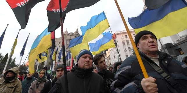 En Ukraine, la peur et l?espoir avant le sommet de Paris pour la paix