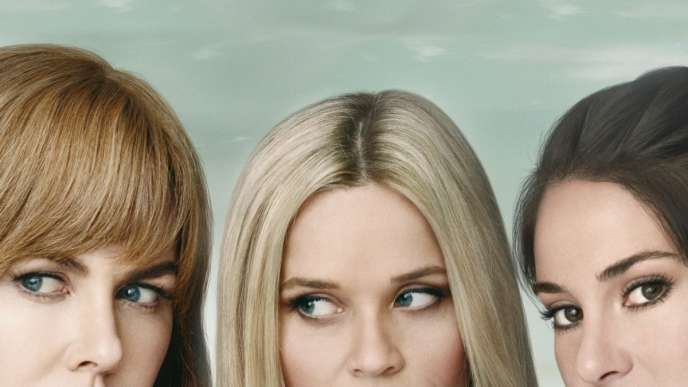 Nicole Kidman, Reese Witherspoonet Shailene Woodley dans «Big Little Lies»