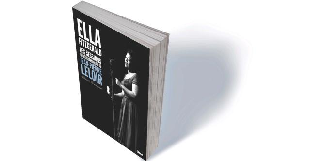 « Ella Fitzgerald, les sessions photographiques de Jean-Pierre Leloir »