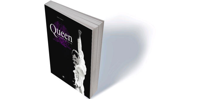 « Queen, The Show Must Go On », de Manuel Rabasse