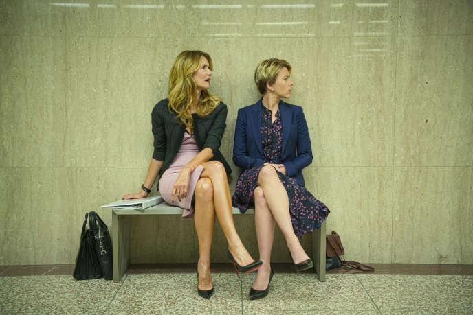 Laura Dern et Scarlett Johansson dans« Marriage Story», qui a décroché six nominations pour les 77e Golden Globes.